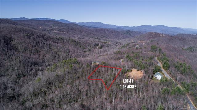 Lot 41 Helena Falls Road, Black Mountain, NC 28711 (#3368963) :: Rinehart Realty