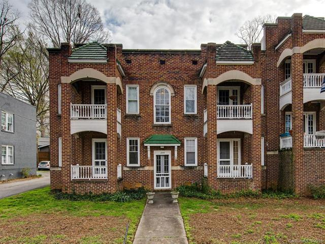 2145 Kirkwood Avenue Unit 1, Charlotte, NC 28203 (#3369053) :: The Ann Rudd Group