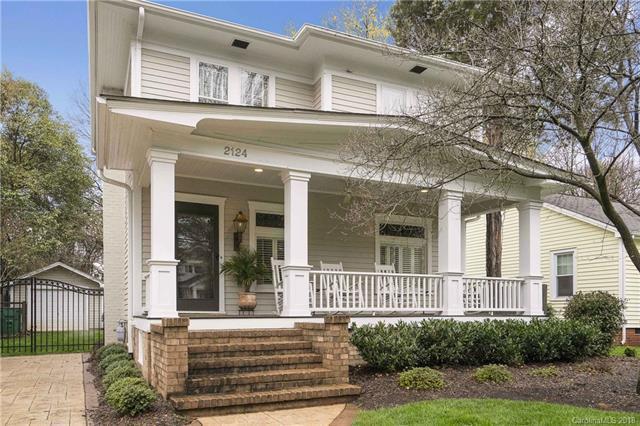 2124 Floral Avenue #12, Charlotte, NC 28203 (#3369061) :: Caulder Realty and Land Co.