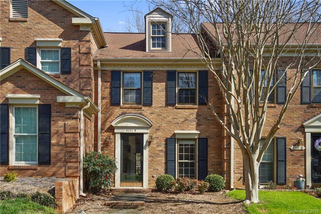 4111 Ivystone Court B, Charlotte, NC 28277 (#3369090) :: High Performance Real Estate Advisors