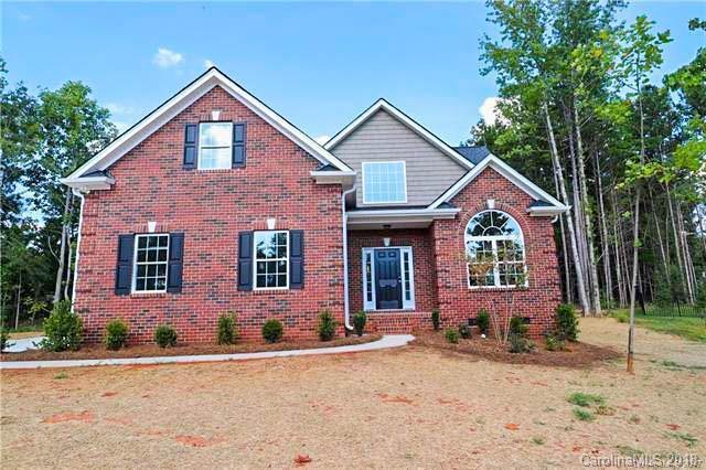 5413 Sustar Drive #117, Monroe, NC 28110 (#3369100) :: High Performance Real Estate Advisors