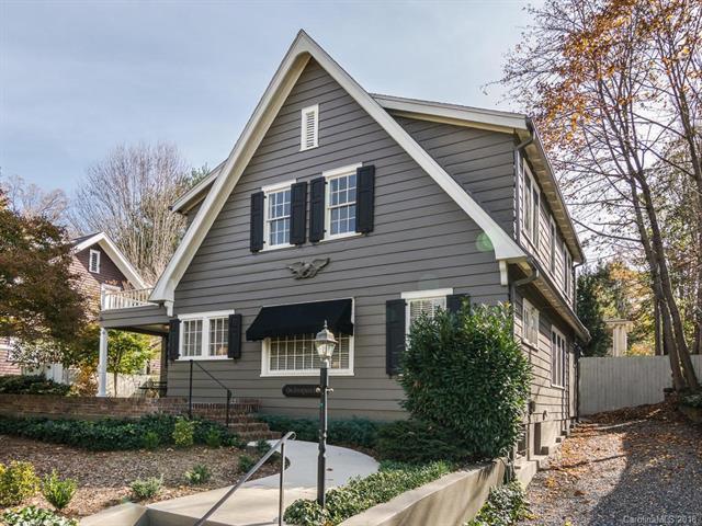 1 Evergreen Lane, Asheville, NC 28801 (#3369114) :: Caulder Realty and Land Co.