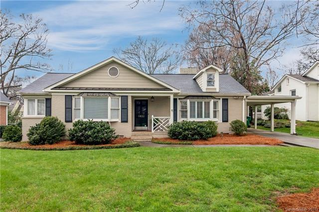 1822 Maryland Avenue, Charlotte, NC 28209 (#3369151) :: The Ann Rudd Group