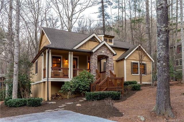 29 Rolling Meadow Lane, Tuckasegee, NC 28783 (#3369177) :: The Andy Bovender Team