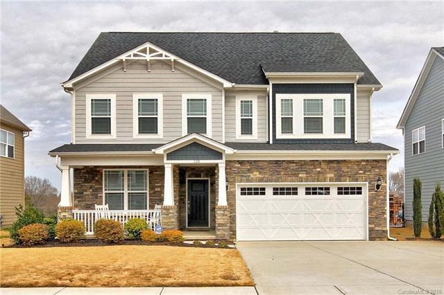 120 Heron Cove Loop, Mooresville, NC 28117 (#3369257) :: High Performance Real Estate Advisors