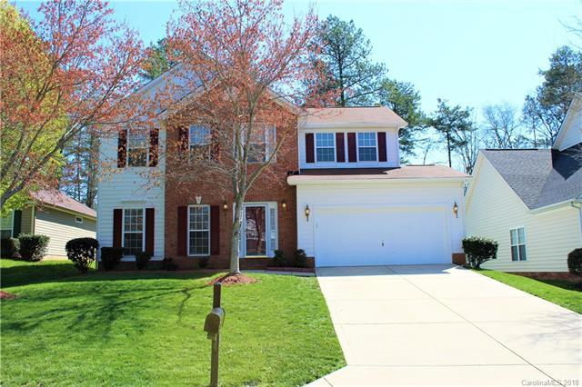 9816 Sandman Lane, Charlotte, NC 28216 (#3369320) :: Exit Mountain Realty