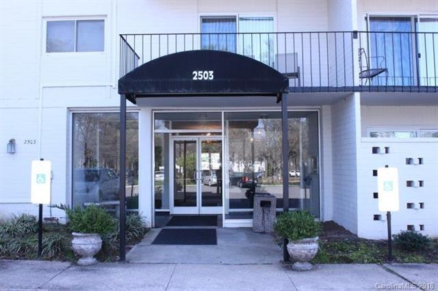 2503 Roswell Avenue #301, Charlotte, NC 28209 (#3369415) :: The Ann Rudd Group