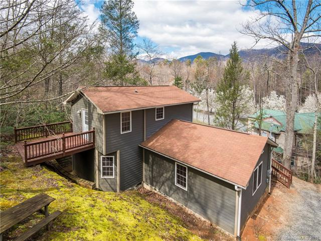 2151 Memorial Highway, Lake Lure, NC 28746 (#3369418) :: Caulder Realty and Land Co.