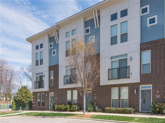 903 Warren Burgess Lane, Charlotte, NC 28205 (#3369511) :: Pridemore Properties