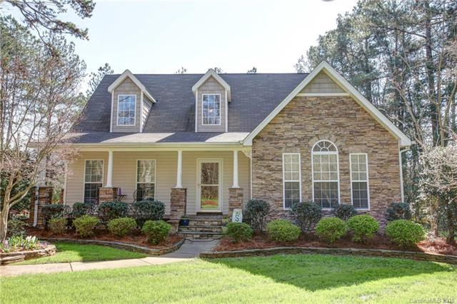 4414 Rocky River Road, Indian Trail, NC 28079 (#3369521) :: The Ann Rudd Group
