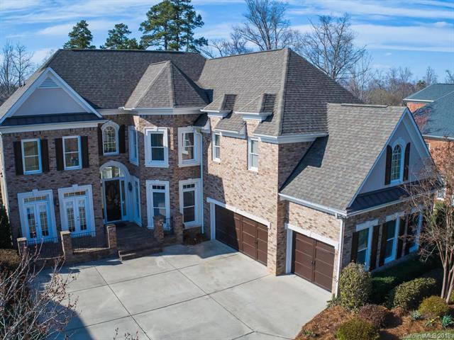 11111 Highcrest Drive, Huntersville, NC 28078 (#3369527) :: Cloninger Properties