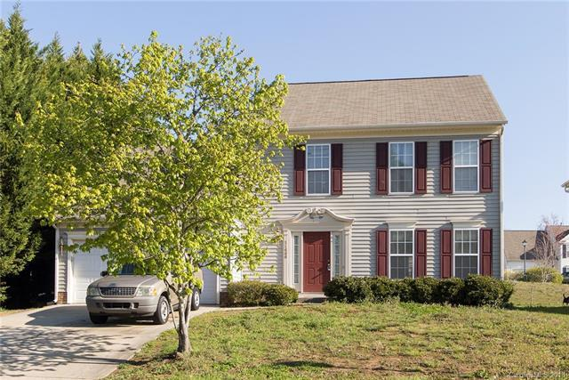 11606 Northwoods Forest Drive, Charlotte, NC 28214 (#3369591) :: Exit Mountain Realty