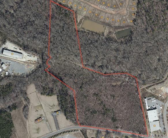 0000 Helmsville Road, Monroe, NC 28110 (#3369661) :: Team Honeycutt