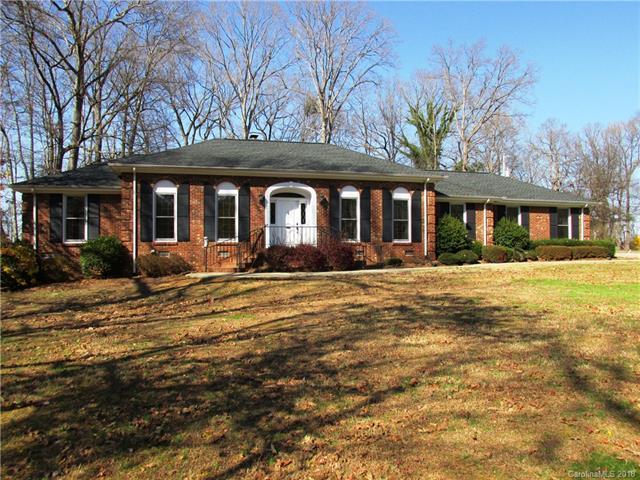 3110 Oakdale Drive, Monroe, NC 28110 (#3369766) :: The Ann Rudd Group