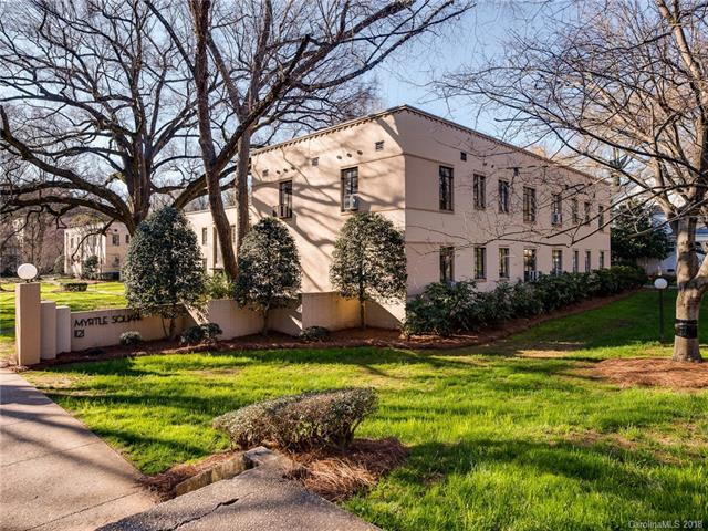 1121 Myrtle Avenue 7 A2, Charlotte, NC 28203 (#3369774) :: The Ann Rudd Group