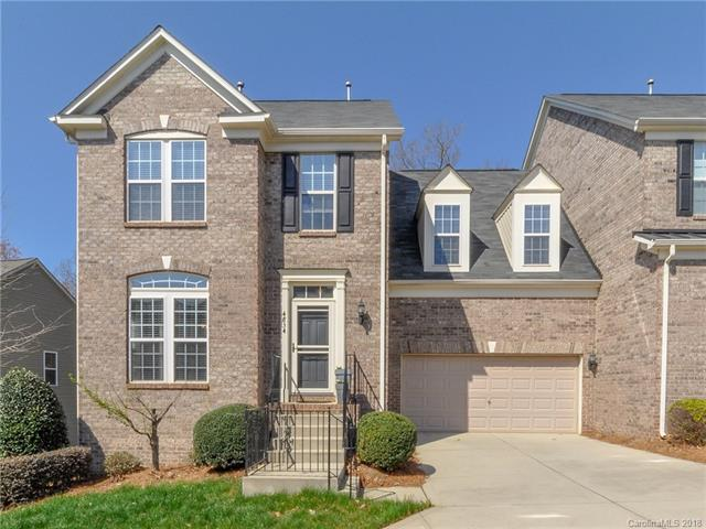 4834 Fonthill Lane, Charlotte, NC 28210 (#3369808) :: Caulder Realty and Land Co.