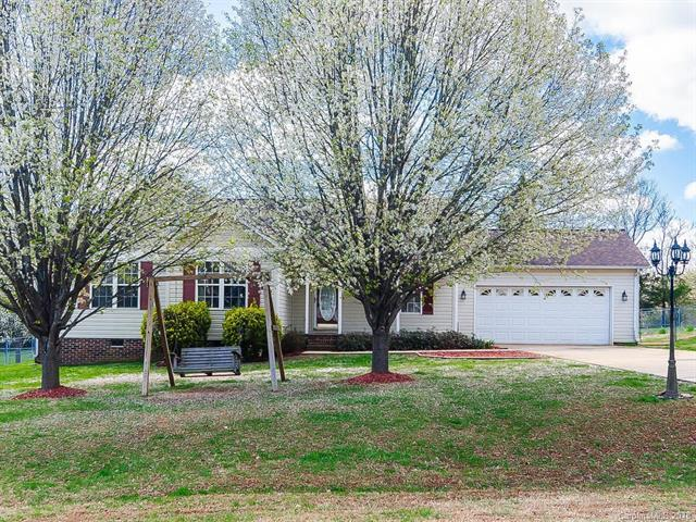2830 Hill Top Drive, Salisbury, NC 28147 (#3369858) :: The Sarver Group