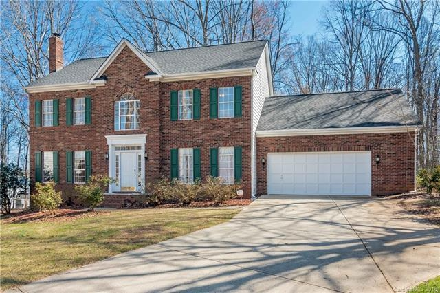 1215 Briarmore Drive, Indian Trail, NC 28079 (#3369911) :: The Andy Bovender Team