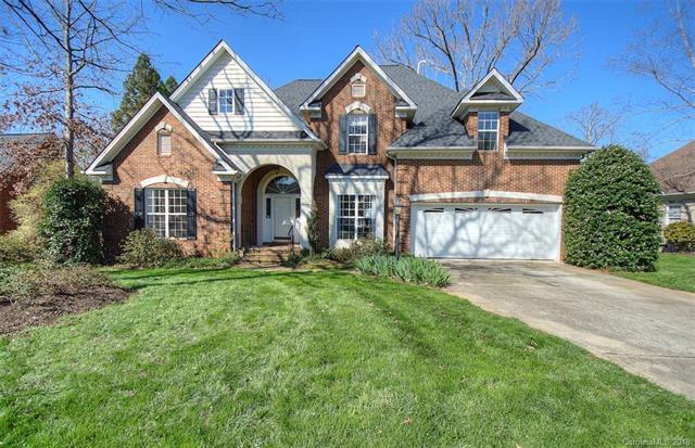 1908 Millbrook Lane, Matthews, NC 28104 (#3369947) :: Pridemore Properties