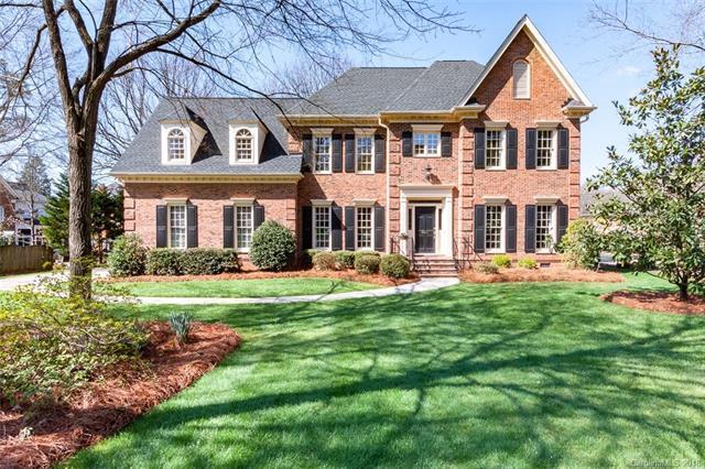 9311 Tresanton Drive, Charlotte, NC 28210 (#3369970) :: Stephen Cooley Real Estate Group