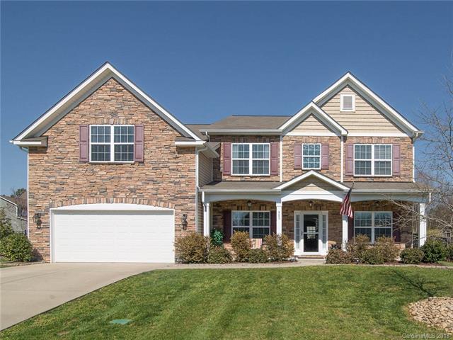 905 High Glenn Court, Clover, SC 29710 (#3369971) :: Cloninger Properties