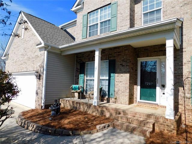 7207 Hathaway Court, Harrisburg, NC 28075 (#3369980) :: Robert Greene Real Estate, Inc.