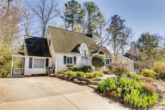 3925 Selwyn Avenue, Charlotte, NC 28209 (#3370008) :: Caulder Realty and Land Co.