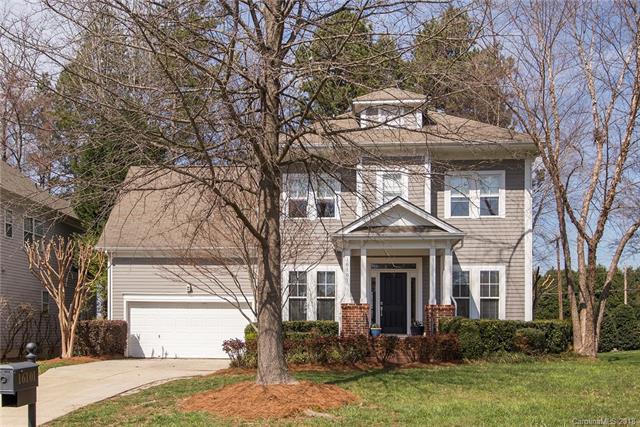 16101 Kelly Park Circle #811, Huntersville, NC 28078 (#3370058) :: Pridemore Properties