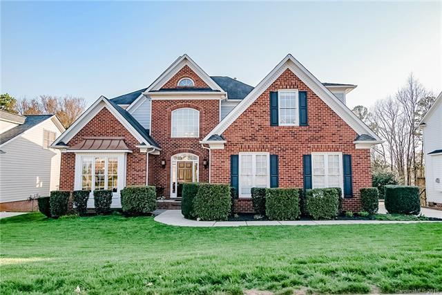 14616 Northgreen Drive, Huntersville, NC 28078 (#3370295) :: The Sarver Group