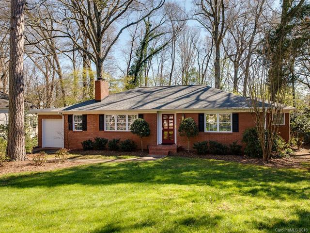 116 Canterbury Road, Charlotte, NC 28211 (#3370359) :: Caulder Realty and Land Co.