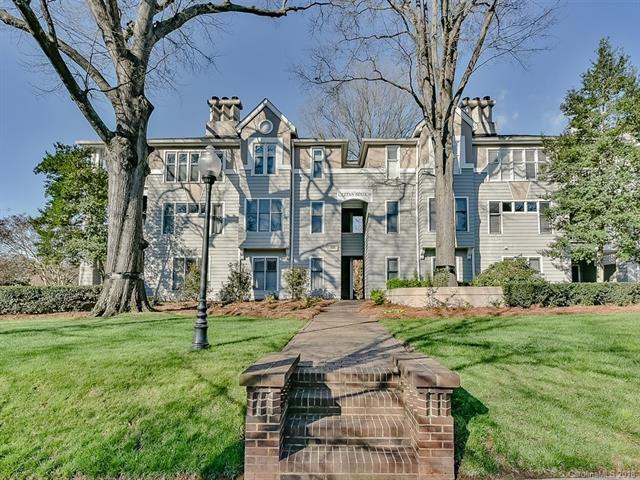 318 Queens Road #2, Charlotte, NC 28204 (#3370385) :: The Ann Rudd Group
