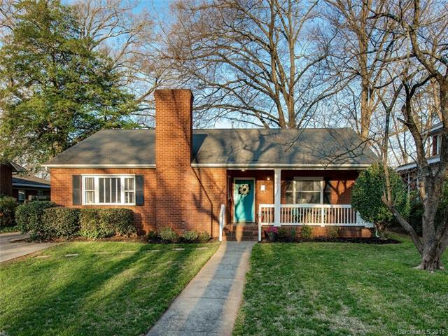 1927 The Plaza, Charlotte, NC 28205 (#3370521) :: Stephen Cooley Real Estate Group