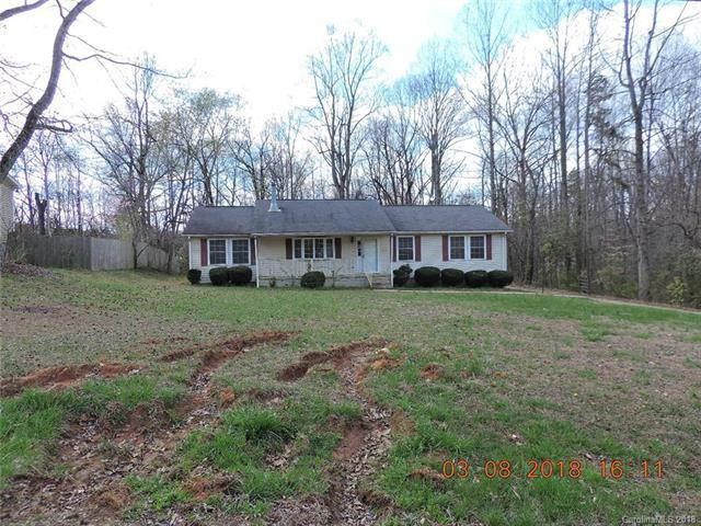 1323 Caldwell Williams Road, Charlotte, NC 28216 (#3370537) :: Cloninger Properties