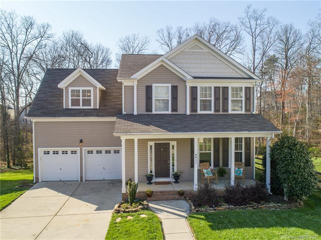 9411 Greenbank Court, Charlotte, NC 28214 (#3370541) :: Stephen Cooley Real Estate Group