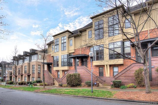 636 Garden District Drive, Charlotte, NC 28202 (#3370612) :: Exit Mountain Realty