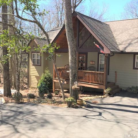 2556 Upper Whitewater Road #86, Sapphire, NC 28774 (#3370651) :: Pridemore Properties