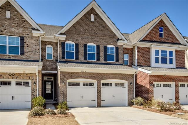 116 Dellbrook Street B, Mooresville, NC 28117 (#3370659) :: Exit Mountain Realty