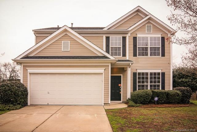 4649 Maplecrest Place, Harrisburg, NC 28075 (#3370667) :: Team Honeycutt