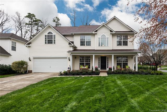 15400 Tuxford Drive, Huntersville, NC 28078 (#3370669) :: Pridemore Properties