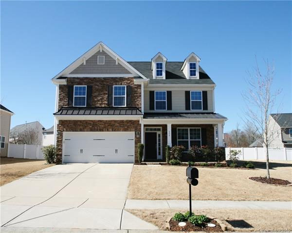 736 Trailhead Lane, Fort Mill, SC 29708 (#3370674) :: The Kessinger Group