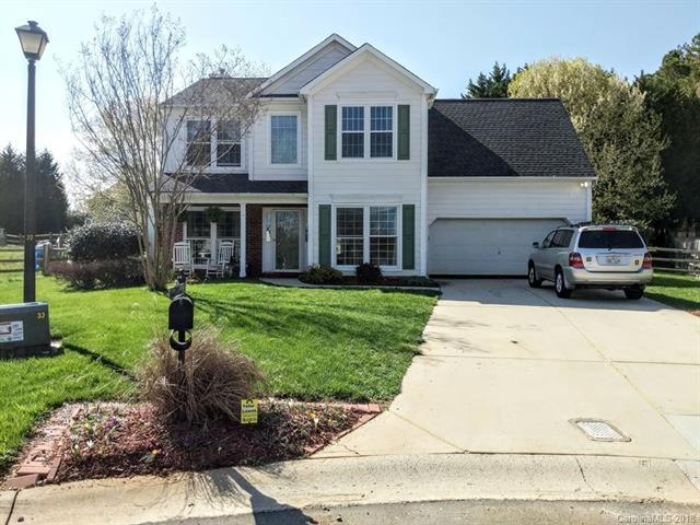 7602 Berrywood Circle, Huntersville, NC 28078 (#3370681) :: Pridemore Properties