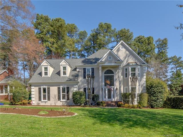 4512 Fairvista Drive, Charlotte, NC 28269 (#3370686) :: Stephen Cooley Real Estate Group