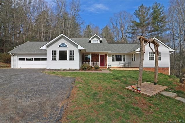 112 Valley View Drive, Pisgah Forest, NC 28768 (#3370701) :: Puffer Properties