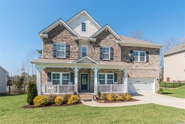 1092 Hallow Lake Terrace, Lake Wylie, SC 29710 (#3370716) :: The Andy Bovender Team