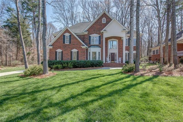 717 Hanna Woods Drive, Cramerton, NC 28032 (#3370730) :: Exit Mountain Realty