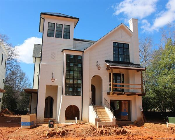 443 Beaumont Avenue #3, Charlotte, NC 28204 (#3370755) :: Caulder Realty and Land Co.