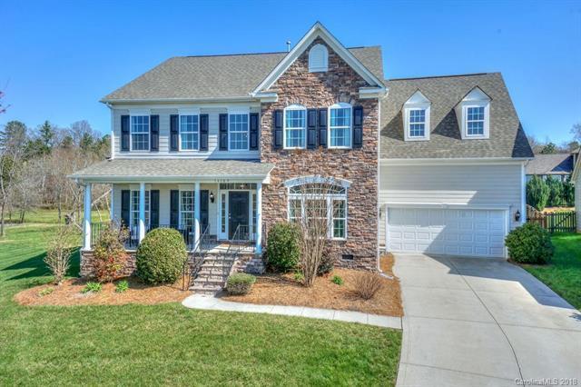 16109 Grassy Creek Drive, Huntersville, NC 28078 (#3370784) :: Pridemore Properties