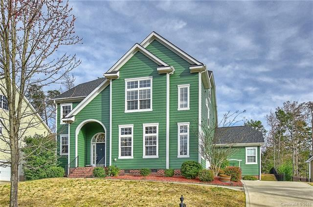 10119 Daufuskie Drive, Charlotte, NC 28278 (#3370823) :: Exit Mountain Realty
