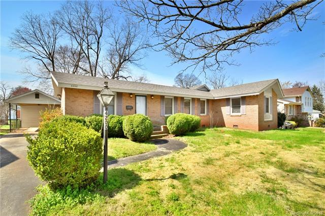 4200 Firethorne Road, Charlotte, NC 28205 (#3370841) :: Exit Mountain Realty