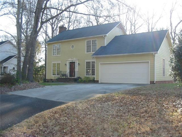 3142 Hitching Post Lane, Rock Hill, SC 29732 (#3370845) :: Miller Realty Group
